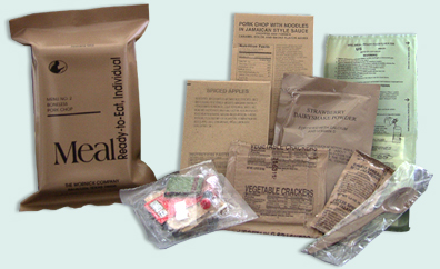 mre and contents