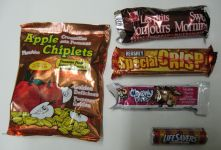 Canadian LMC Snacks