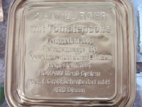 German EPA heavy duty foil tray