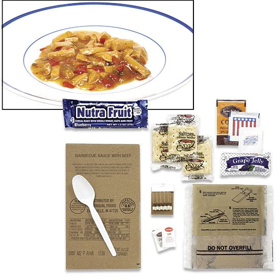 Best source for MRE's, long term food stuffs? - Page 2 ...