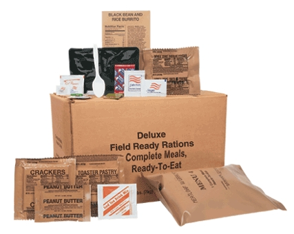 Where can purchase mres