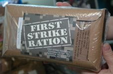 First Strike Ration