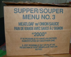 2000 supper menu 3 meatloaf w/onion sauce