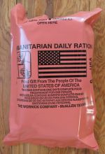New Humanitarian Daily Ration