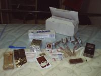 Italian Combat Rations Contents