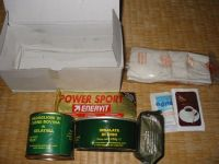 Italian Combat Ration 1998 Module B - Lunch