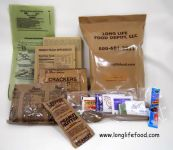 LongLifeFood.com's Private Label MRE