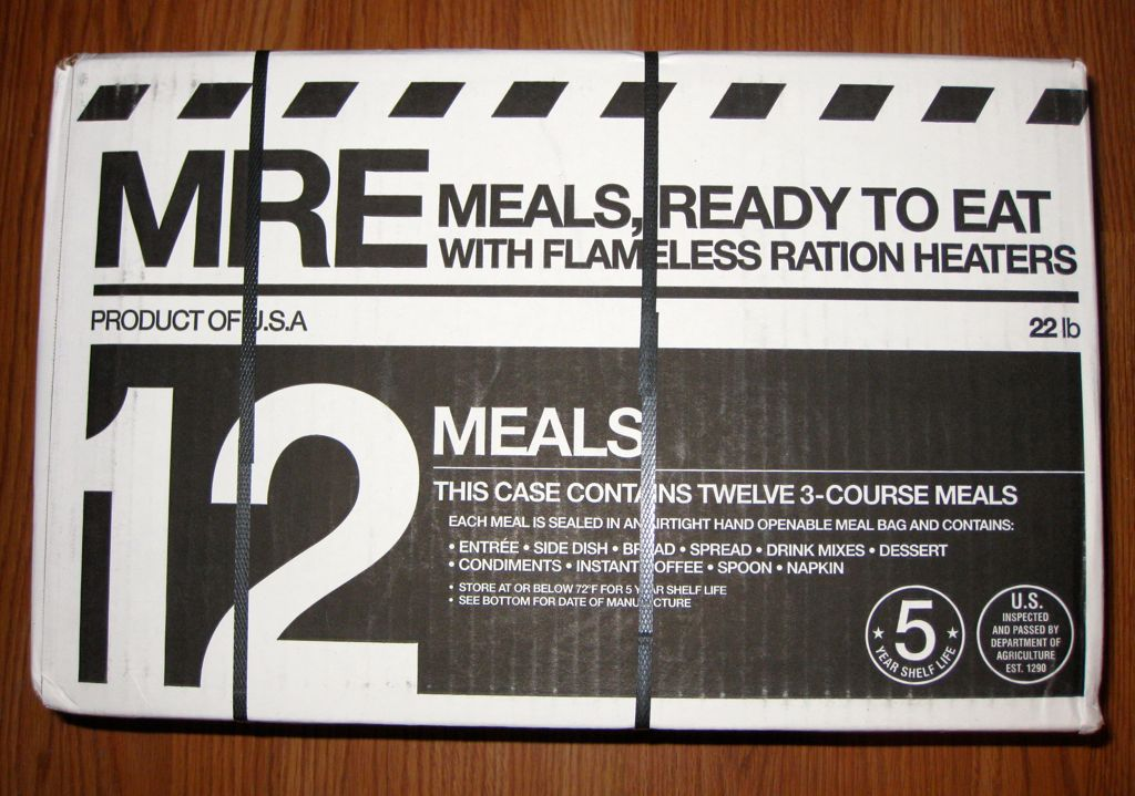photo ration x food wonderful blue datrex calorie shelf meal bar meals emergency mre year of life
