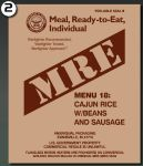 2006 MRE Bag Test Design 2