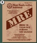 2006 MRE Bag Test Design 3