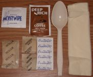 MRE Star Complete Meal accessory pack