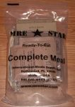 MRE Star Complete meal front package
