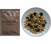 MREStar Raisin Nut Mix