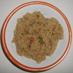 MRE, Fried Rice in a bowl