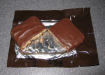 1986 MRE #12 - Chocolate Covered Cookie Bar