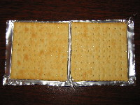 MRE crackers