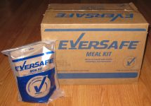 Wornick Eversafe Meal Kit Case