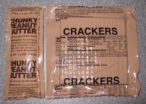 Eversafe Peanut butter and Crackers