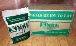XMRE MRE Case and MRE
