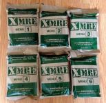 XMRE MRE front packaging