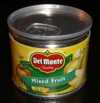 Del Monte Mixed Fruit front