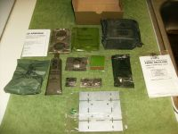 Spanish Combat Ration Contents