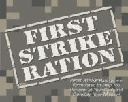 First Strike Ration Logo