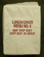Canadian IMP Lunch/Dinner Menu 6 Beef Chop Suey