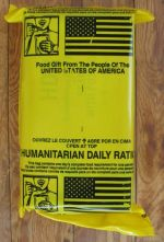 Old Humanitarian Daily Ration