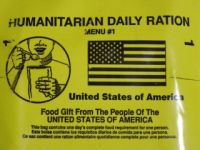 Old Humanitarian Daily Ration front