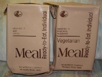 MRE (Meal, Ready-to-Eat)