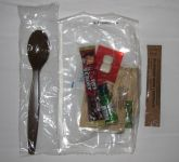 Spoon, Drink Mix, and Accessory Pack Contents