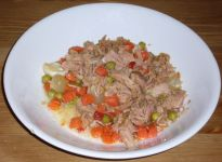 Spanish Ration A5 country salad tuna
