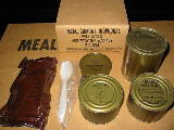 1978 Beef Slices and Potatoes w/Gravy MCI Contents