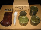 1978 Turkey Loaf MCI Contents