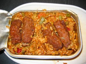 Cevapcici w/Rice 3